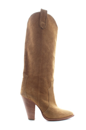 Isabel Marant Étoile 'Ruth' Suede Knee-High Boots