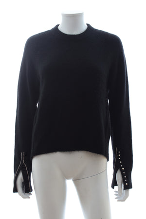 3.1 Phillip Lim Embellished Cuff Sweater