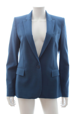 Stella McCartney 'Ingrid' Wool Tailored Blazer