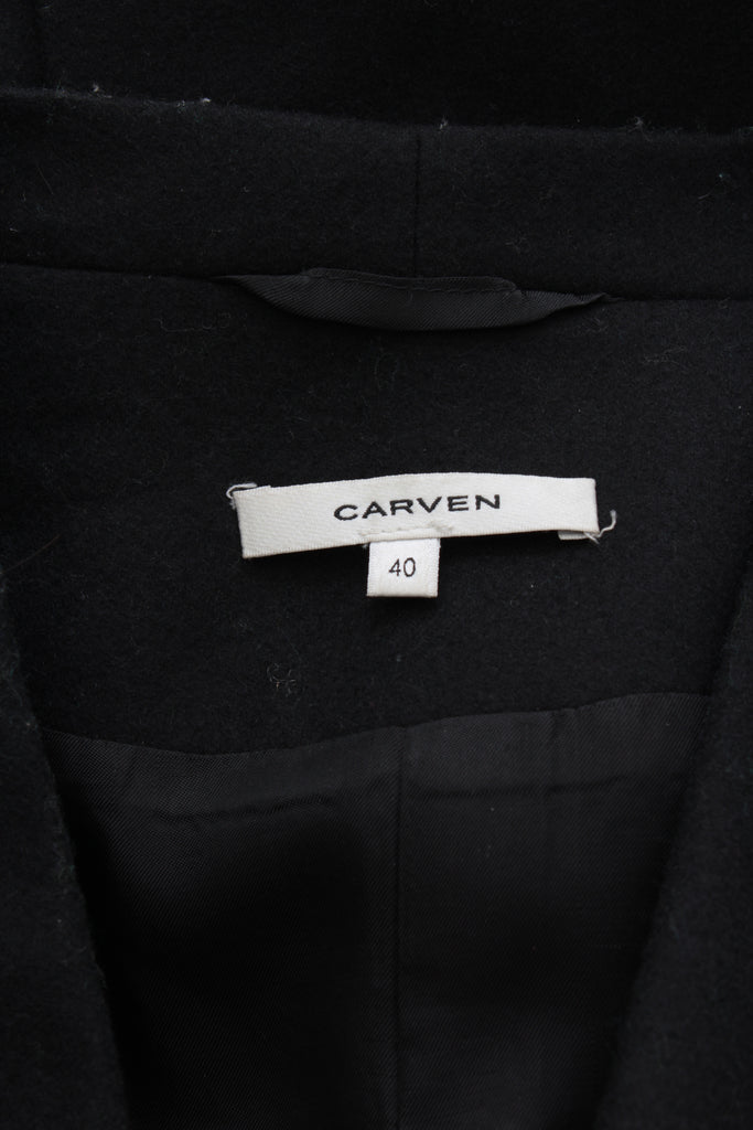 Carven Tailored Wool Jacket, Coats & Jackets, Carven, Closet Upgrade - Closet-Upgrade