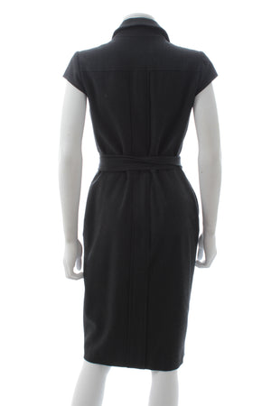 Diane Von Furstenberg 'Griffith' Wool-Stretch Dress
