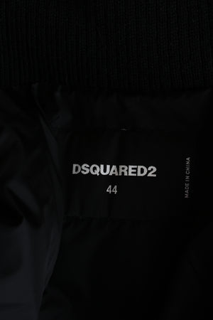 DSquared2 Fox Fur Trimmed Down Coat
