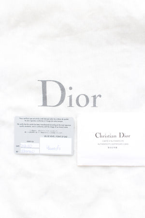 Dior Lady Dior Patent Leather Tote Bag