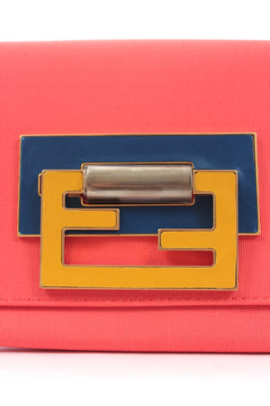 Fendi Fan Di Small Shoulder Bag - Limited Edition