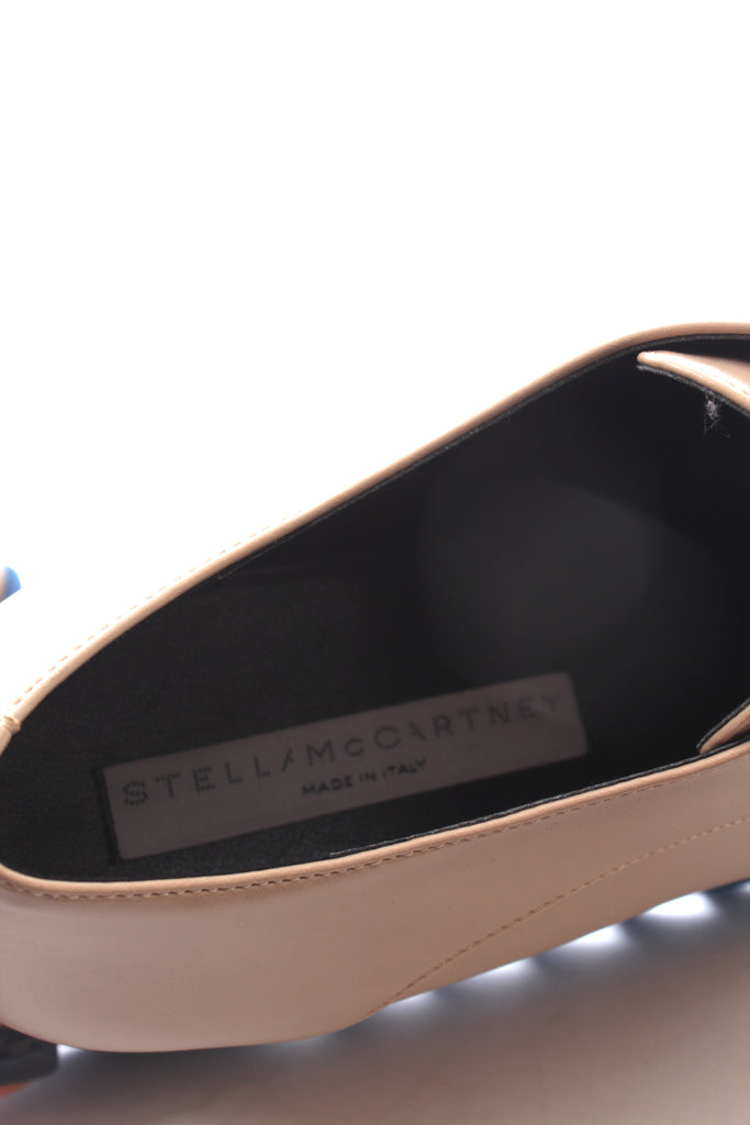 Stella McCartney 'Elyse' Faux Leather Platform Brogues