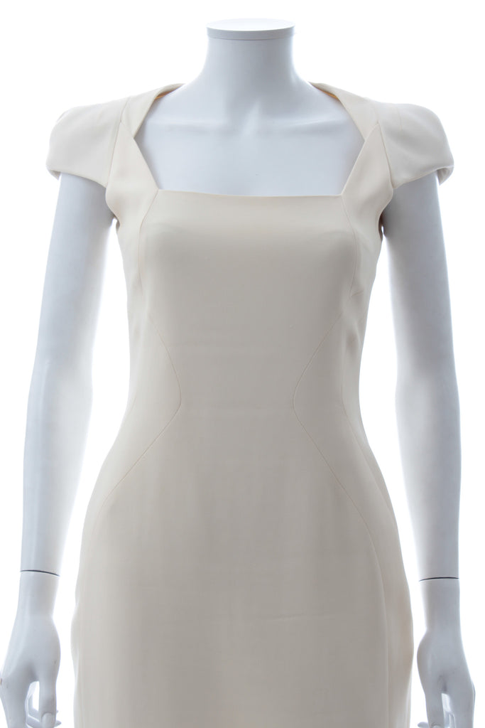 Antonio Berardi Crepe Sheath Dress, Dresses, Antonio Berardi, Closet Upgrade - Closet-Upgrade