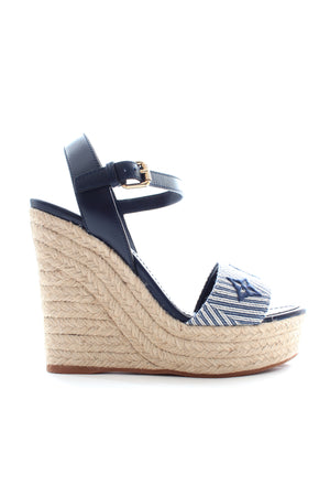 Louis Vuitton Sail Away Wedge Sandals
