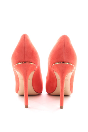 Louis Vuitton Eyeline Suede Pumps