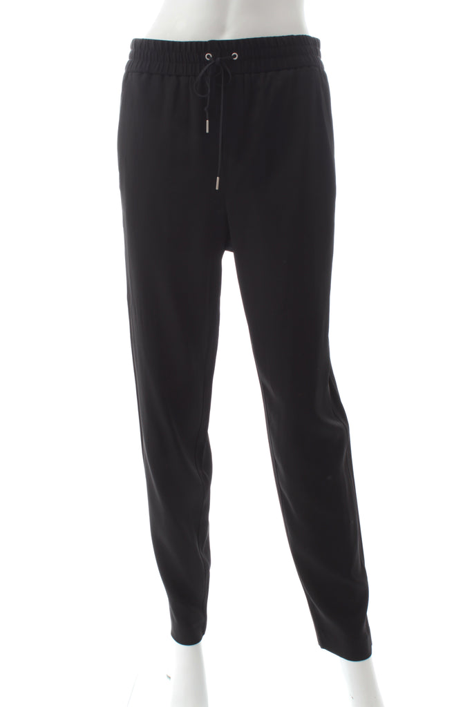 Helmut Lang Relaxed-Fit Stretch-Crepe Pants