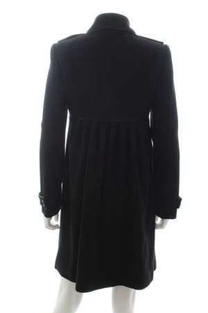 Burberry Wool-Cashmere Long Coat
