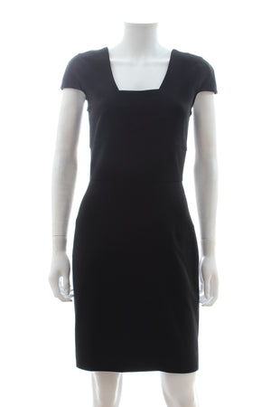 Roland Mouret 'Whistler' Stretch-Crepe Dress