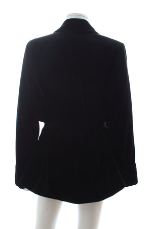 Racil 'Derby' Velvet Jacket