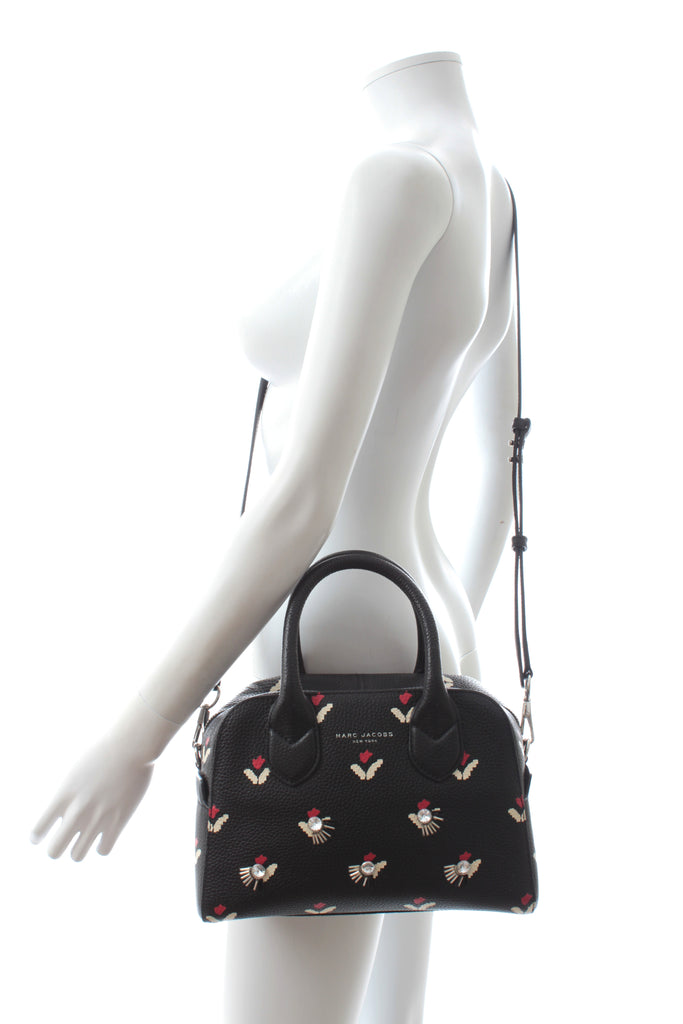 Marc Jacobs Tulip Collection Bauletto Cross-Body Tote Bag