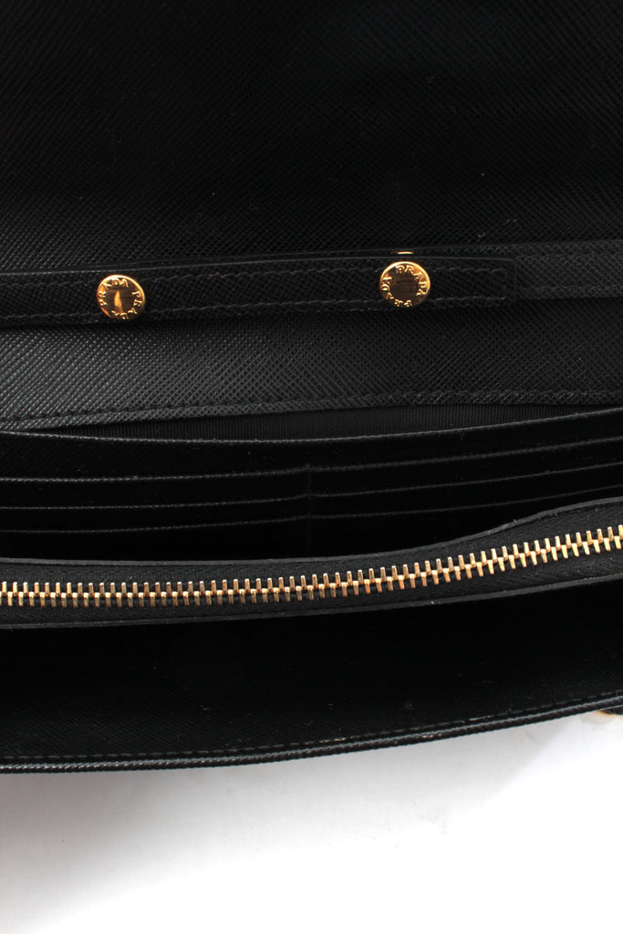 Prada Saffiano 'Wallet on a Chain' Cross-Body Bag