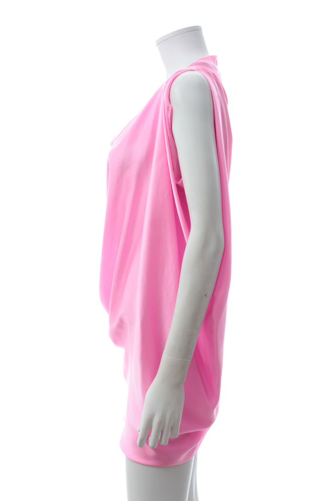 Vivienne Westwood Anglomania Draped Silk Top