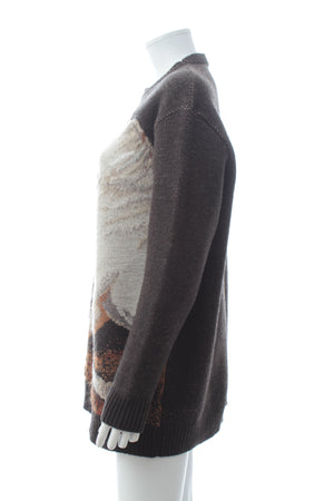 Stella McCartney 'Stubbs' Knitted Sweater