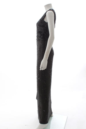 Maison Margiela Sequin Embellished Gown