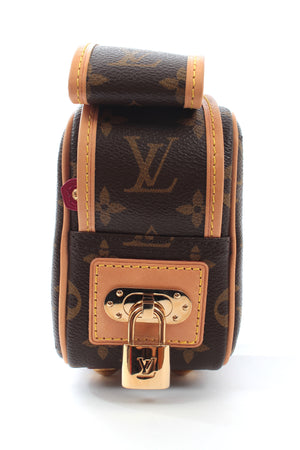 Louis Vuitton Trocadero Perforated Monogram Shoulder Bag - Limited Edition