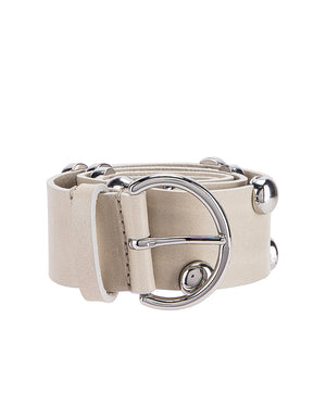 Isabel Marant Goby Studded Leather Belt