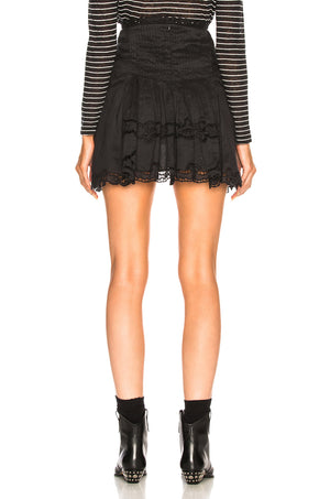 Isabel Marant Marion Ramie Mini Skirt
