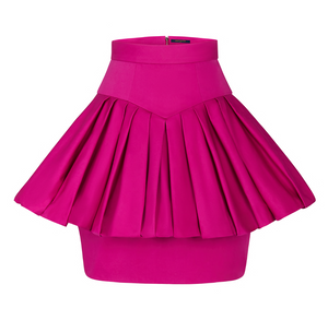 Louis Vuitton Puffy Cotton Skirt - Current Season 2020 Collection
