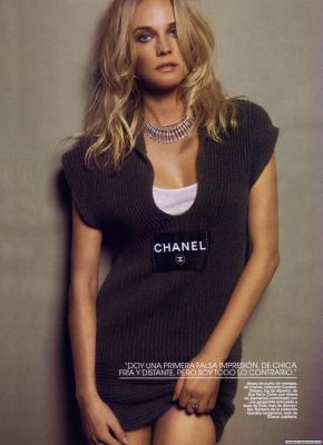 Chanel Resort 2008 Cashmere Sweater Dress