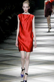 Lanvin Sleeveless Draped Silk Dress