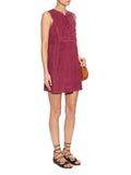 Vanessa Bruno 'Edane' Embellished Suede Dress, Dresses, Vanessa Bruno, Closet Upgrade - Closet-Upgrade