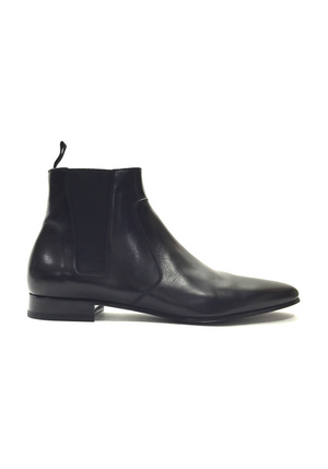 Saint Laurent Classic Leather Chelsea Ankle Boots, Boots, Saint Laurent, Closet Upgrade - Closet-Upgrade
