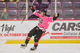 Brampton Beast 2019-20 Pink in the Rink Special Jerseys