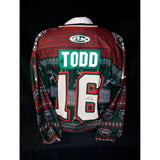 2019 Ugly Sweater Game Worn Jerseys