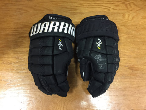 Brampton Beast ECHL Game-Used Gloves