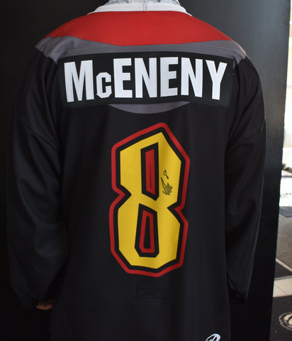 Wands & Wizards Replica Jersey 2018 - #8 Austin McEneny