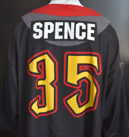 Wands & Wizards Replica Jersey 2018 - #35 Spence