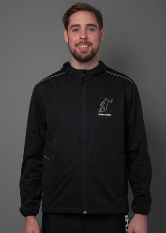 iRANwithBEN Men's Running Jacket