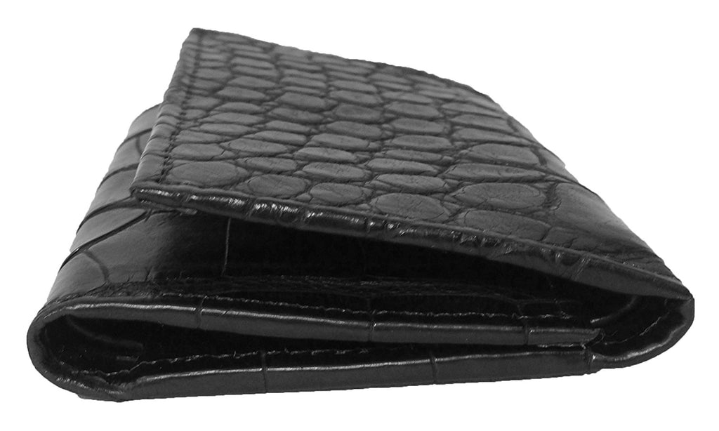 Alligator Trifold Wallet