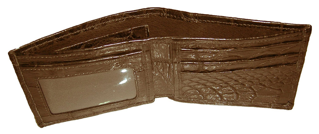 Alligator ID Bifold Wallet