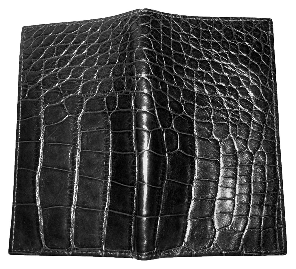 Alligator Checkbook Wallet