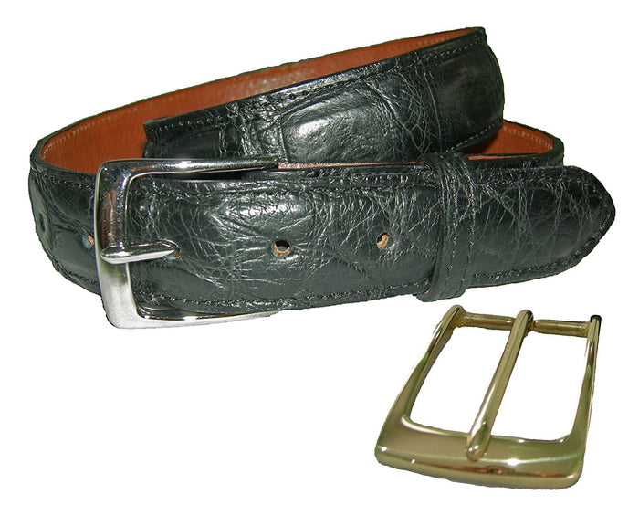 "Sultan Genuine Alligator 1-1/4"" Belt"