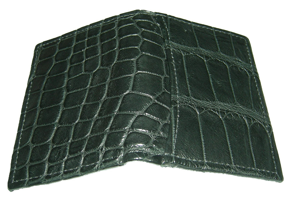 Alligator Slim ID Bifold Wallet