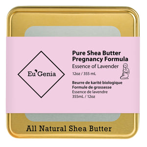 2. Pregnancy Strength Shea Butter (More Shea) — Monthly Subscription