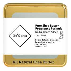 2. Pregnancy Strength Shea Butter (More Shea) — 12 oz
