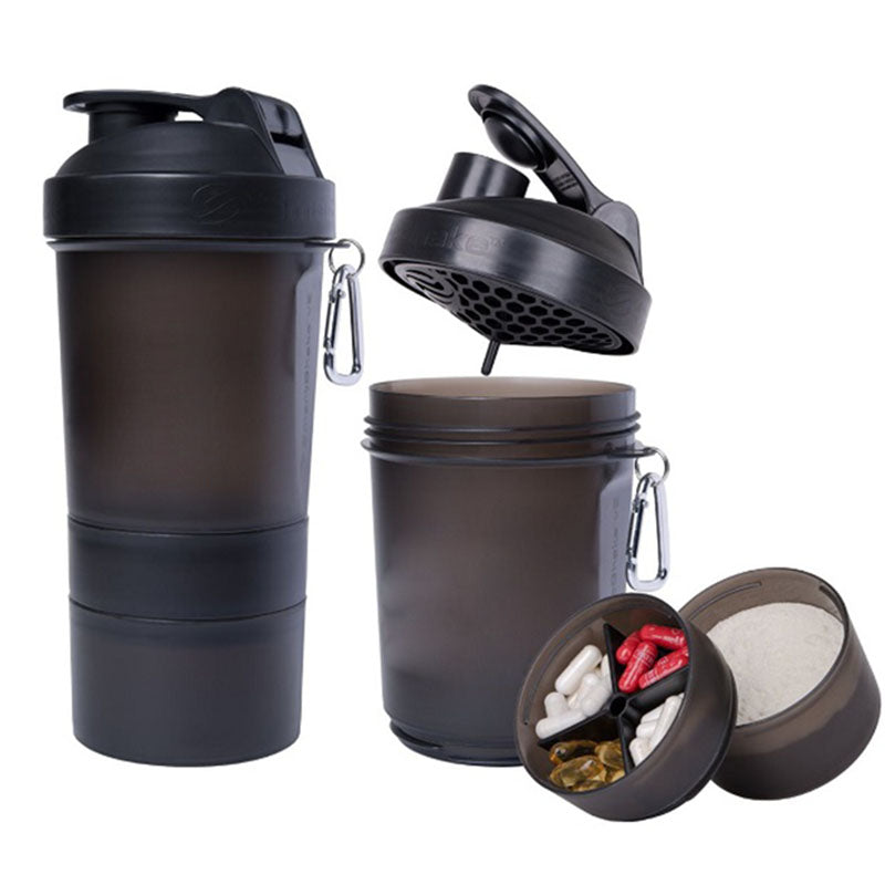 Protein & Supplement Storage Protein Shaker