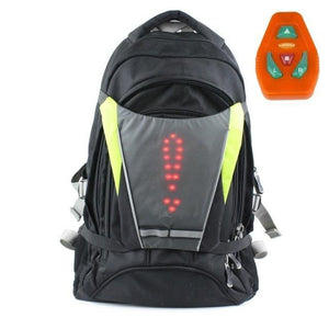 Backpack Remote Bike Indicator