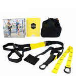 Bodyweight Fitness Resistance Straps Trainer