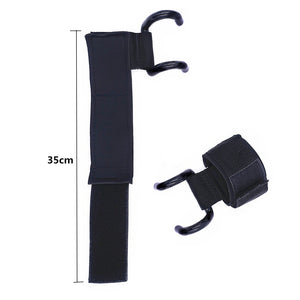Power Lifting Grip Hooks Set