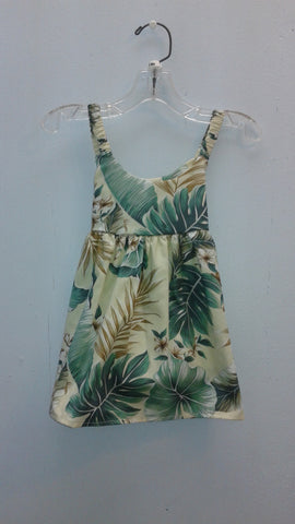 Girls Aloha Dress