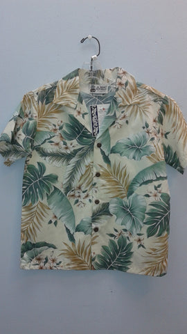 Teen Boys Aloha Shirt