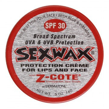 Sex Wax creme With Zinc