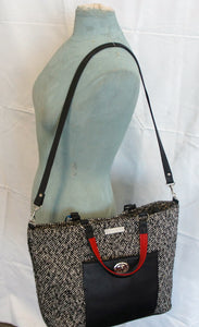3039-Winter Wool Tote